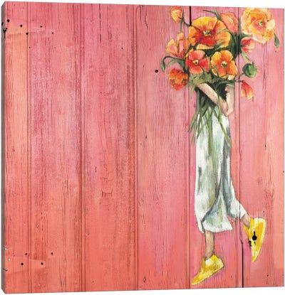 Poppy III Canvas Art Print