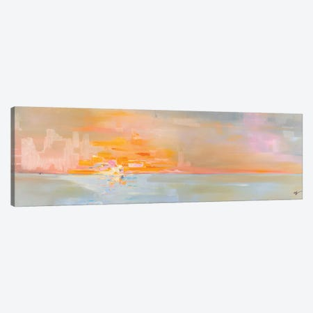 Sunset II Canvas Print #MDS46} by Meredith Steele Canvas Art Print