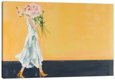 Cafe Au Lait Canvas Art Print