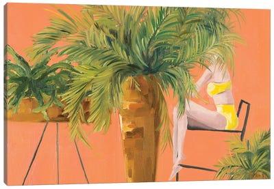 Fern Canvas Art Print