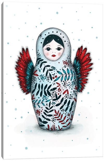 Matryoshka Canvas Art Print