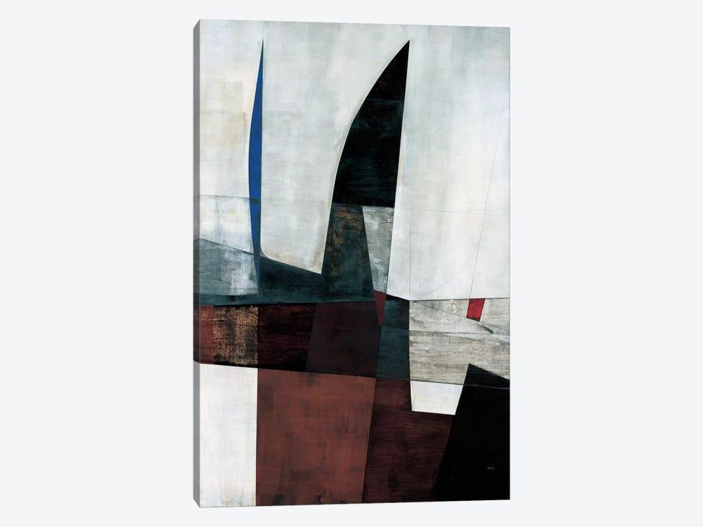 Shear I by Matias Duarte 1-piece Canvas Artwork