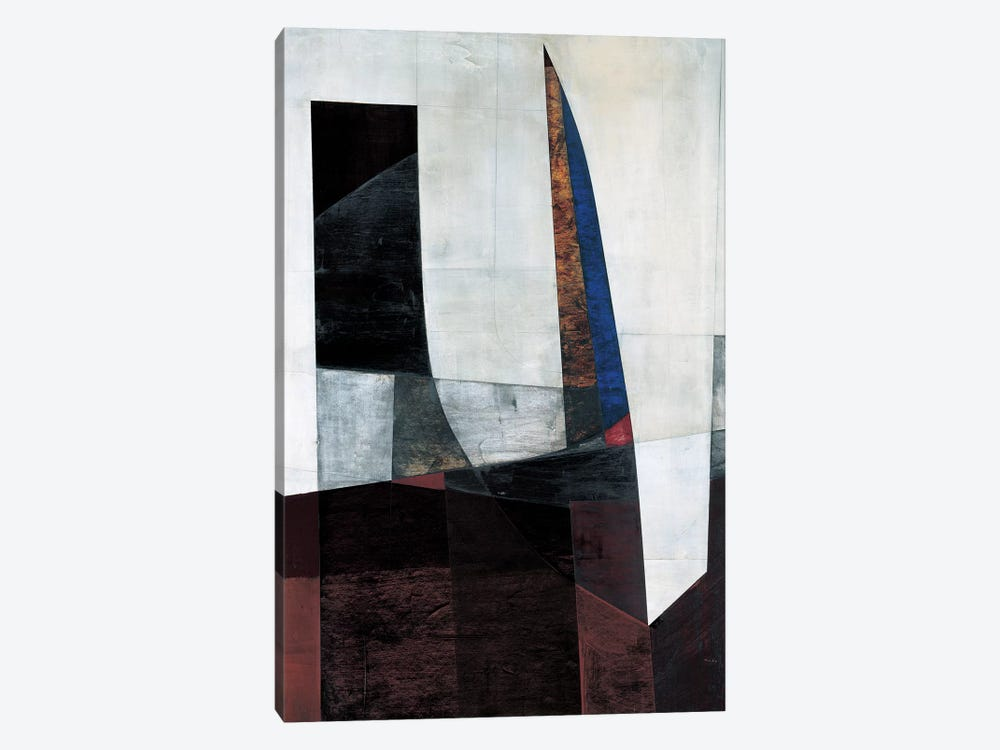 Shear II by Matias Duarte 1-piece Canvas Print