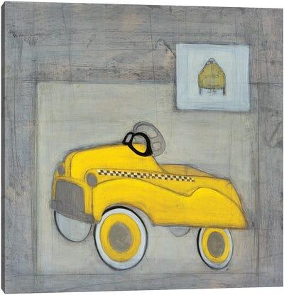 Drive Canvas Art Print