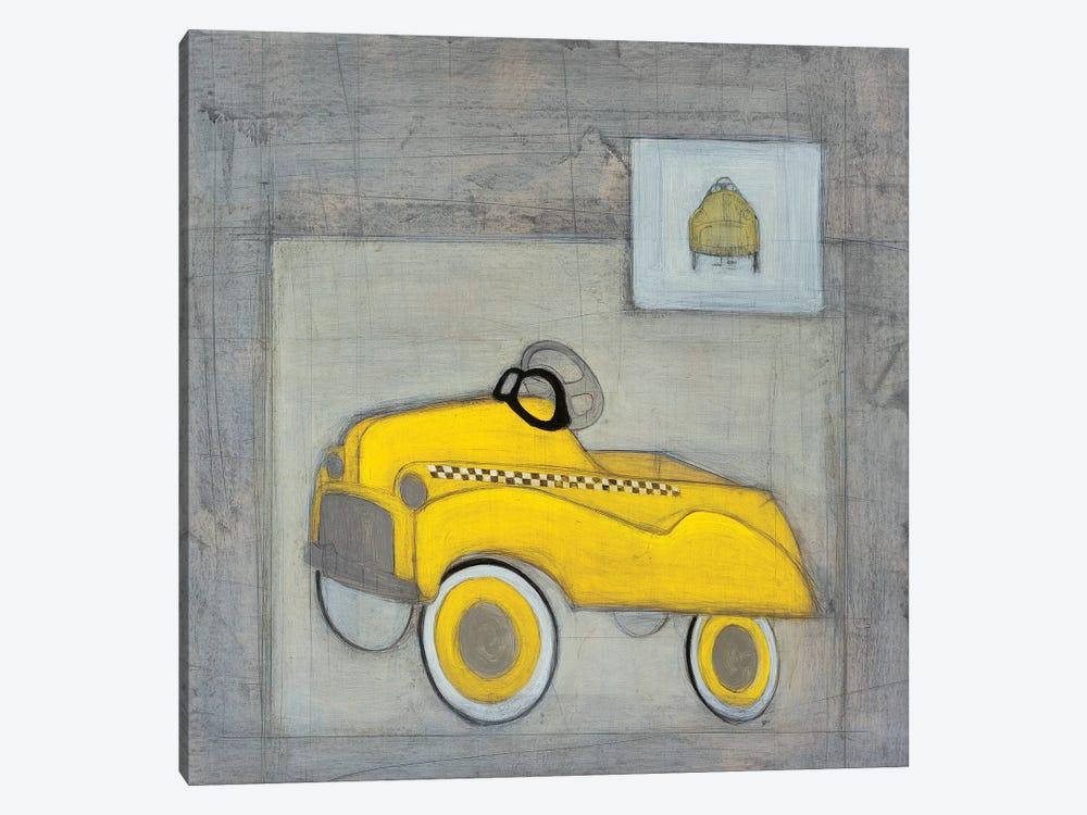 Drive by Matias Duarte 1-piece Canvas Artwork
