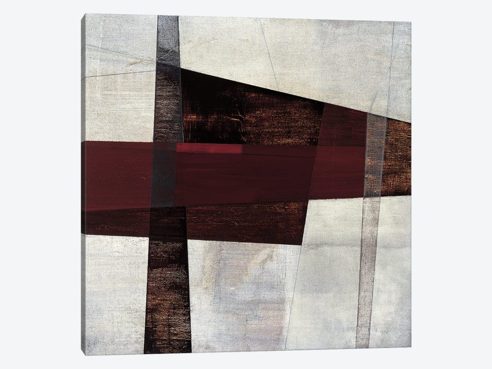 Longcut III by Matias Duarte 1-piece Canvas Print