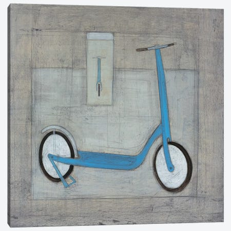 Scoot Canvas Print #MDU6} by Matias Duarte Canvas Art Print