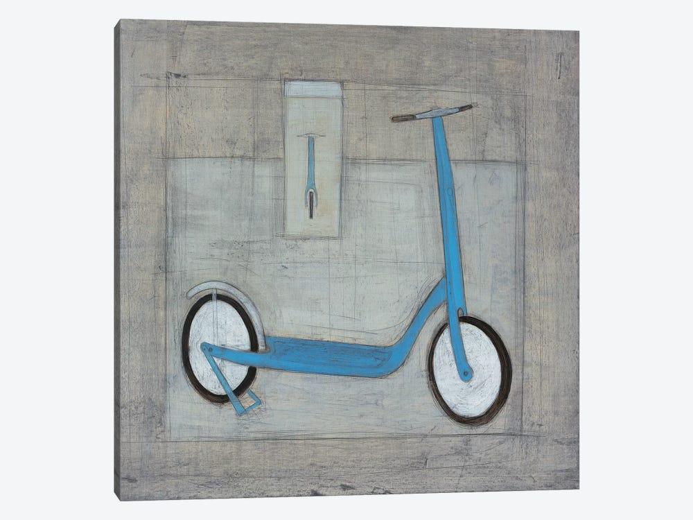 Scoot by Matias Duarte 1-piece Canvas Artwork