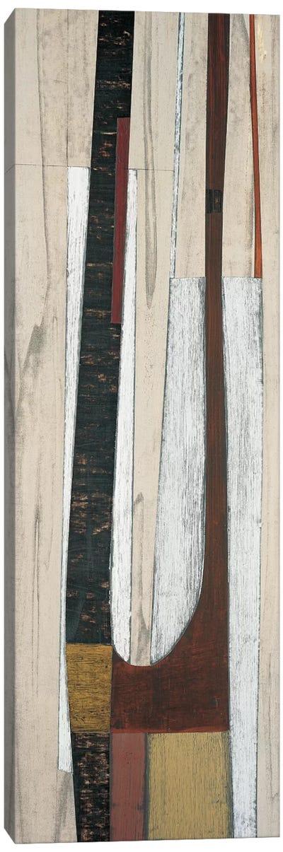 Triad I Canvas Art Print