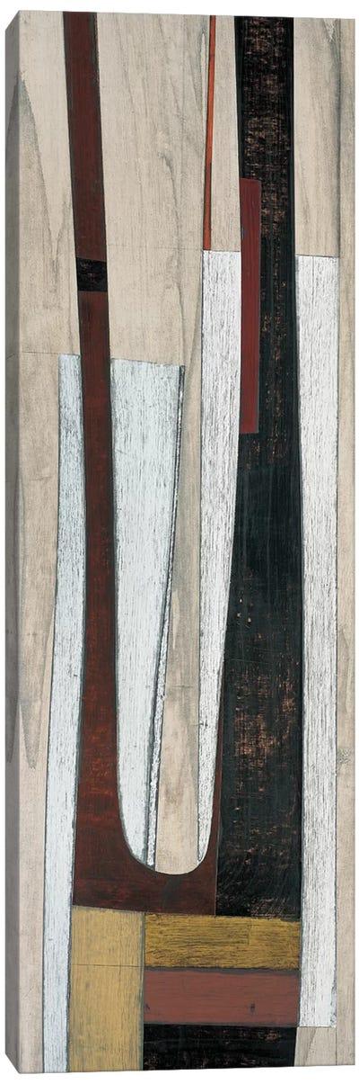 Triad III Canvas Art Print