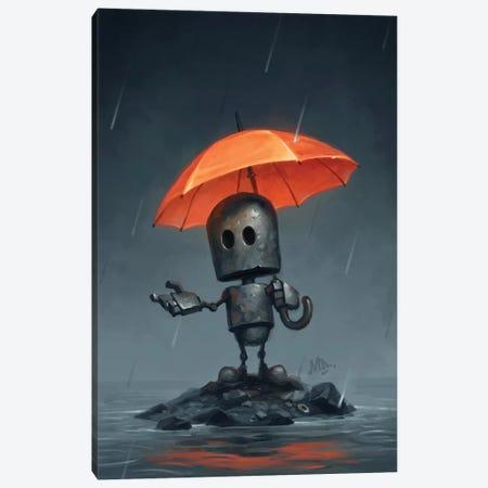 The Rainy Season Canvas Print #MDX19} by Matt Dixon Canvas Wall Art