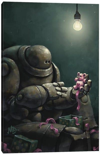 Gortron's Christmas Wish Canvas Art Print