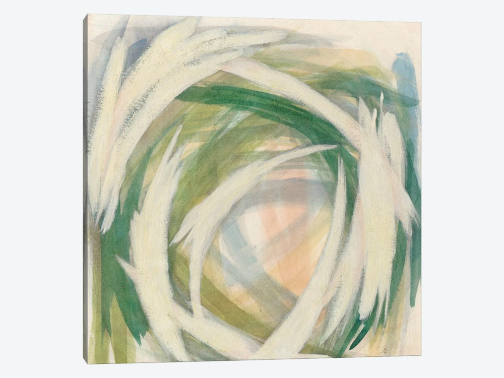 Brushstrokes I by Megan Meagher 1-piece Canvas Artwork