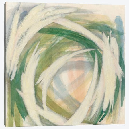 Brushstrokes I 3-Piece Canvas #MEA11} by Megan Meagher Canvas Art
