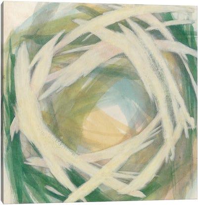 Brushstrokes II Canvas Print #MEA12