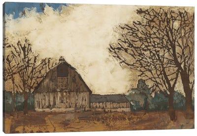 Erstwhile Barn I Canvas Art Print