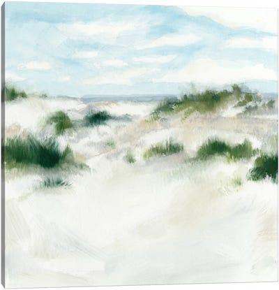White Sands I Canvas Art Print
