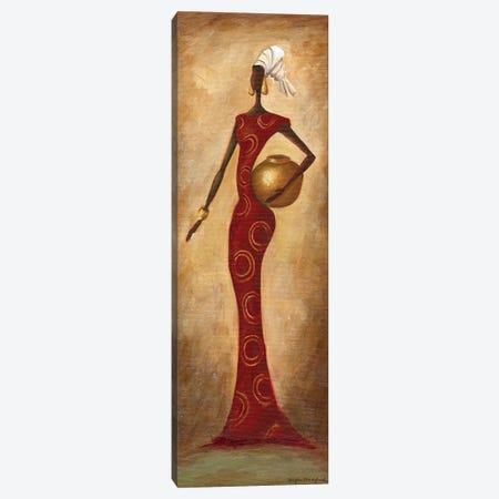 Grace 3-Piece Canvas #MEA22} by Megan Meagher Canvas Print