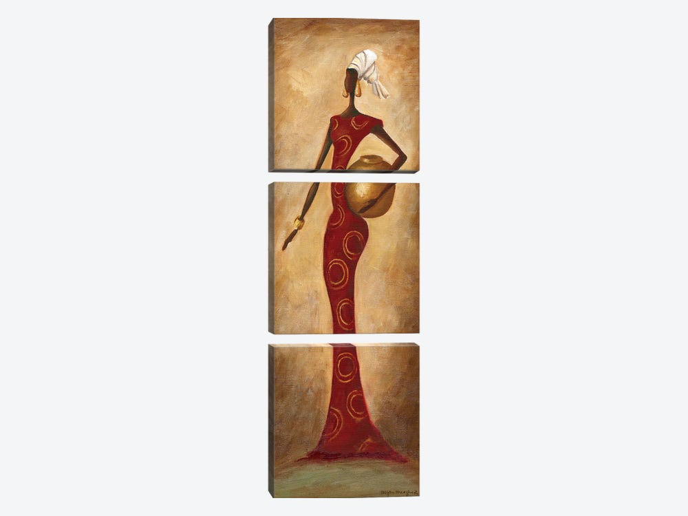 Grace by Megan Meagher 3-piece Canvas Wall Art