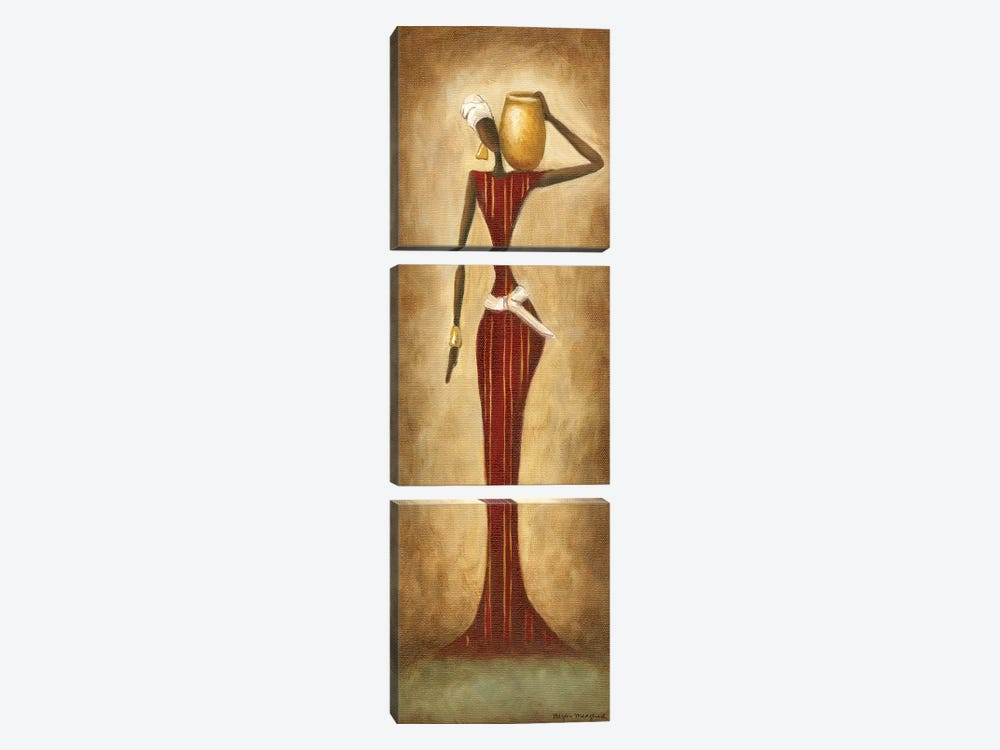 Strength by Megan Meagher 3-piece Art Print