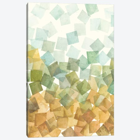 Deconstructed Fall I Canvas Print #MEA30} by Megan Meagher Canvas Wall Art