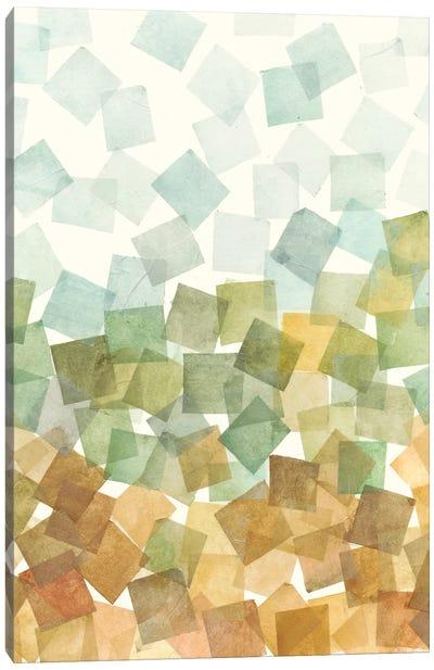 Deconstructed Fall II Canvas Art Print