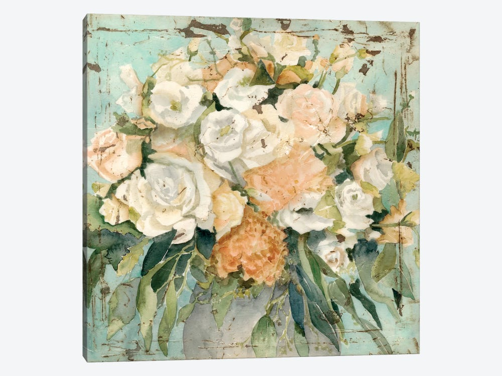 Vintage Arrangement I by Megan Meagher 1-piece Art Print