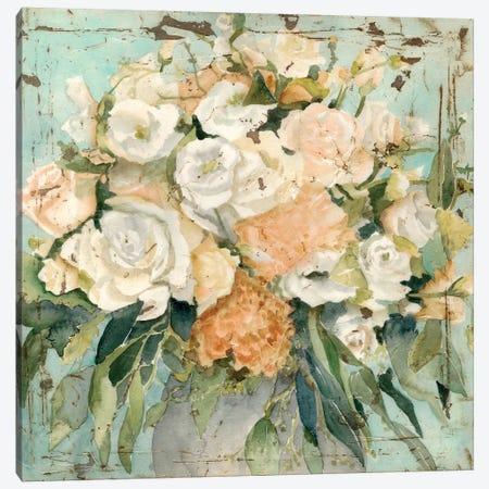 Vintage Arrangement I Canvas Print #MEA36} by Megan Meagher Canvas Print