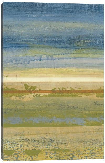 Sky & Earth II Canvas Art Print