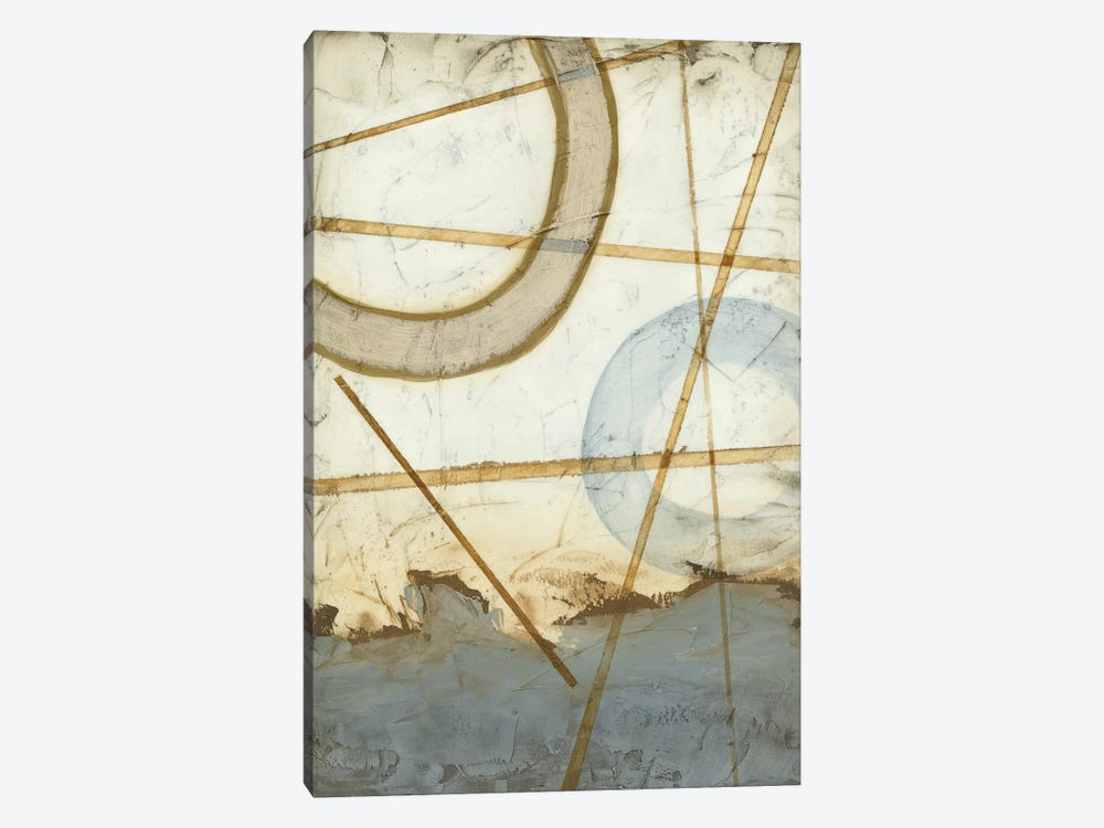 Intersections I by Megan Meagher 1-piece Canvas Wall Art