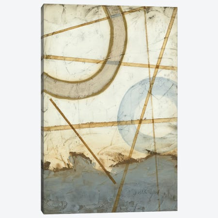 Intersections I Canvas Print #MEA5} by Megan Meagher Art Print