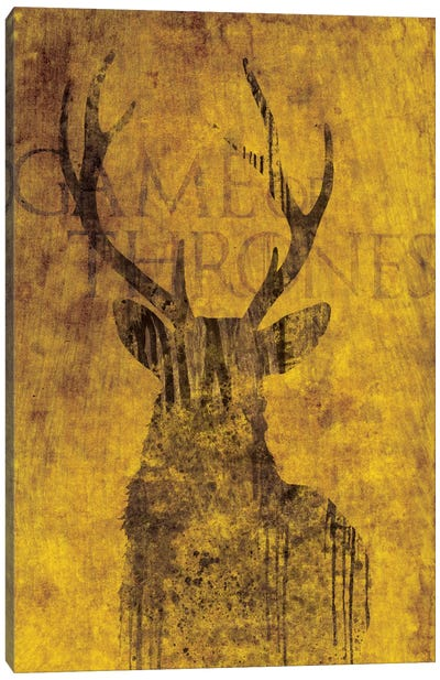 House Baratheon Canvas Art Print