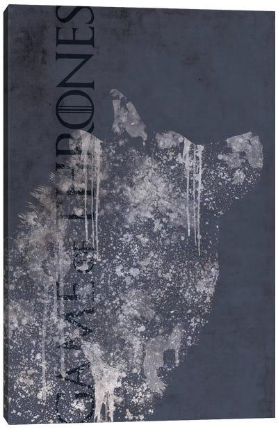House Stark Canvas Print #MEB9