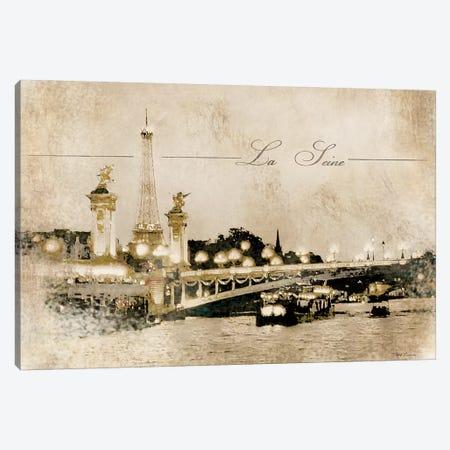 Le Pont Alexandre 3-Piece Canvas #MEC104} by Marie Elaine Cusson Canvas Art Print