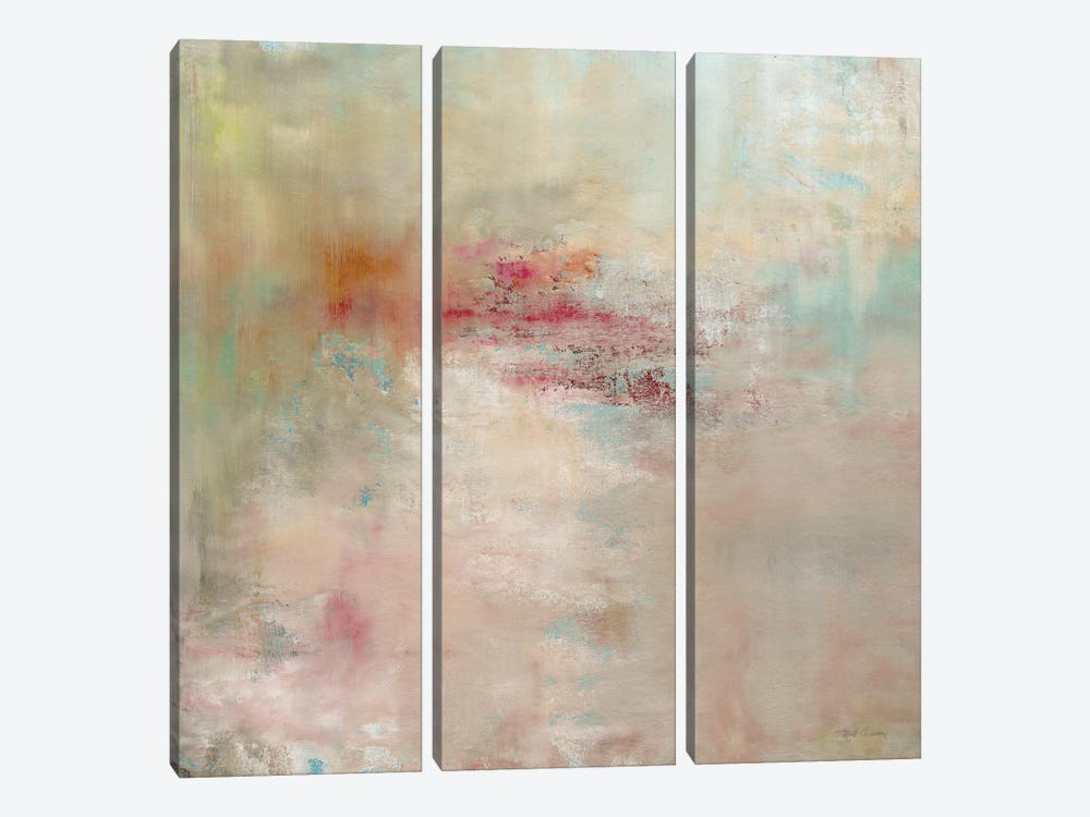 Dreams Of Clouds II by Marie-Elaine Cusson 3-piece Canvas Wall Art