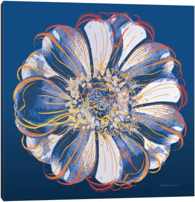 Flower Pop Pastel I Canvas Art Print