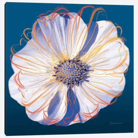 Flower Pop Pastel II Canvas Print #MEC116} by Marie Elaine Cusson Canvas Wall Art
