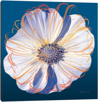 Flower Pop Pastel II Canvas Art Print