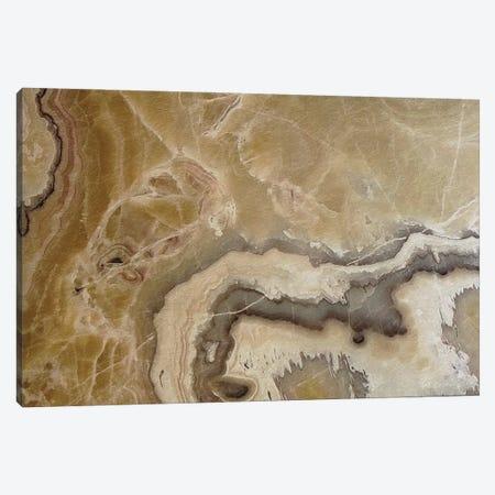 Marble Colors Brown IV Canvas Print #MEC153} by Marie Elaine Cusson Art Print