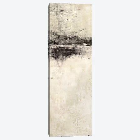 Reflection In Ebony Panel I Canvas Print #MEC33} by Marie Elaine Cusson Canvas Artwork