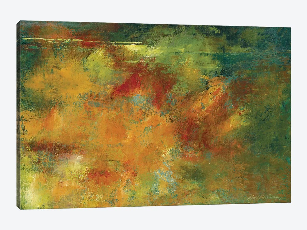Rising Grace by Marie Elaine Cusson 1-piece Canvas Wall Art