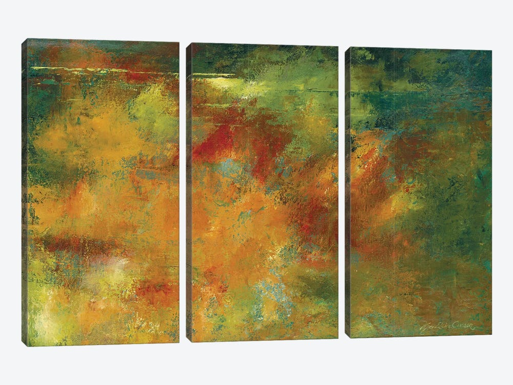Rising Grace by Marie Elaine Cusson 3-piece Canvas Art