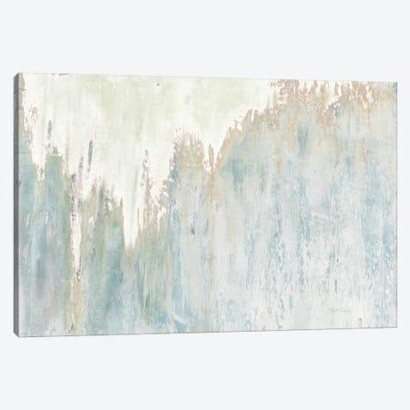 Snowfall Canvas Print #MEC44} by Marie Elaine Cusson Canvas Wall Art