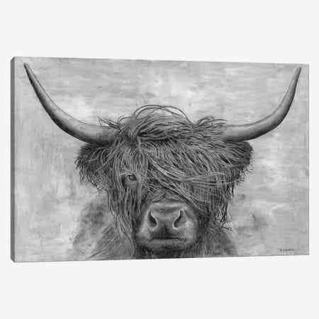 Norwegian Bison Canvas Print #MEC60} by Marie Elaine Cusson Canvas Print