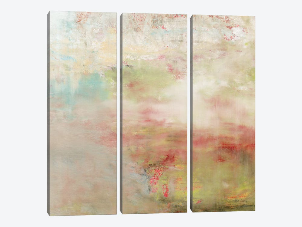 Dreams Of Clouds I by Marie-Elaine Cusson 3-piece Canvas Art
