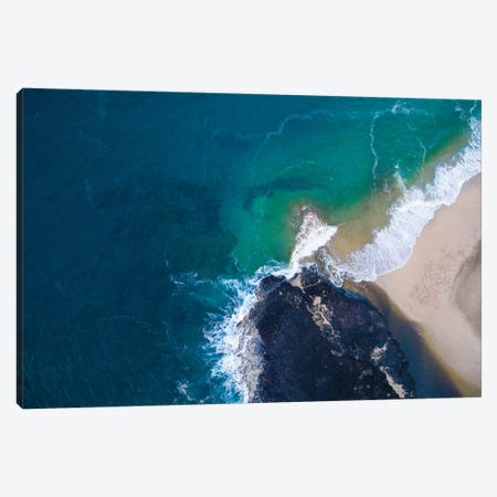 Hawaii View I Canvas Print #MED10} by Adam Mead Canvas Print