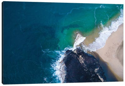 Hawaii View I Canvas Art Print