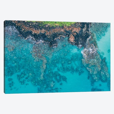 Hawaii View IV Canvas Print #MED13} by Adam Mead Canvas Print