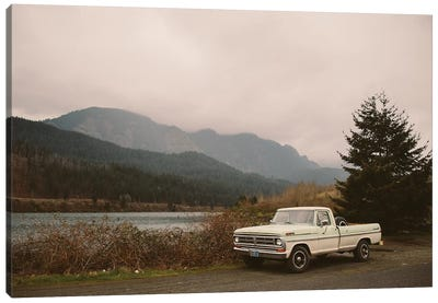Pacific Northwest Oregon I Canvas Art Print