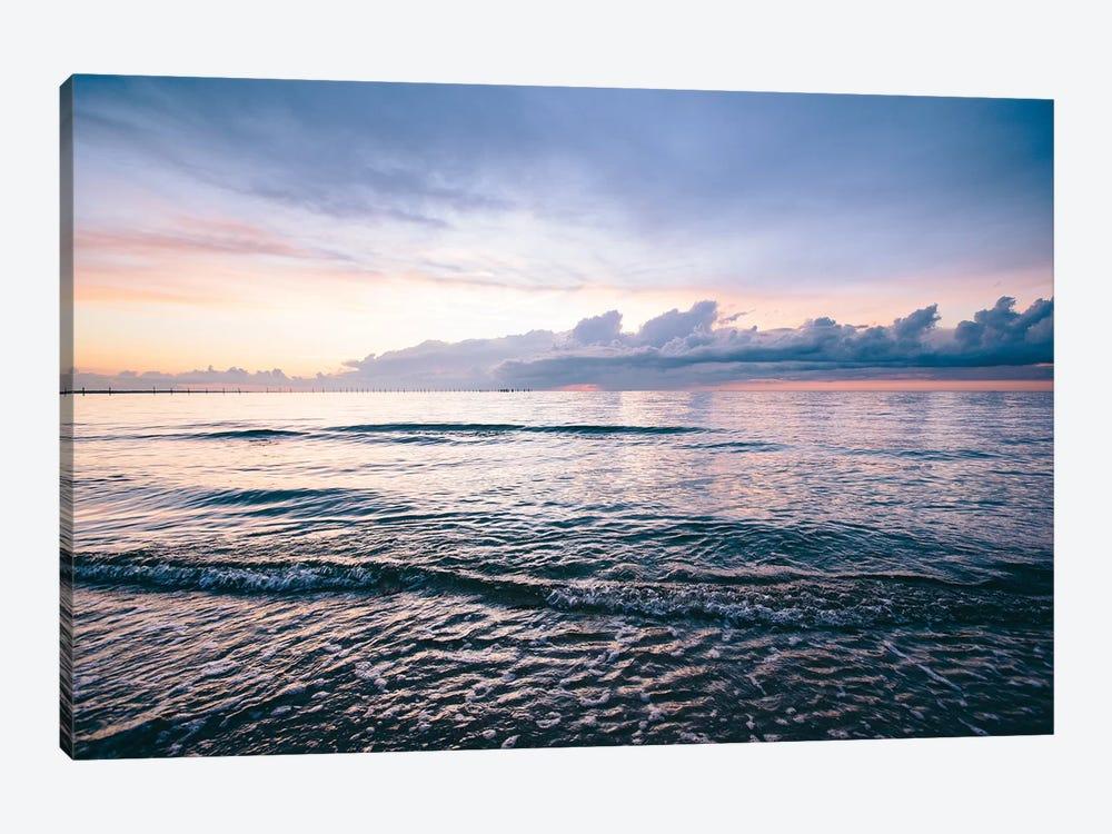 First Landing Sea IV by Adam Mead 1-piece Art Print